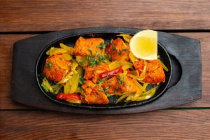 Tandorri Chicken that is delicious and the best takeout options at indian restauraunts